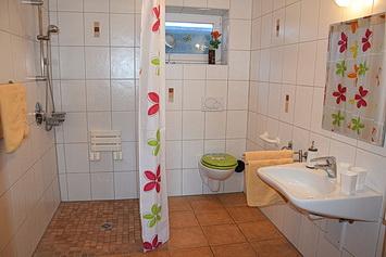 Ferienwohnung Säuling - Badezimmer